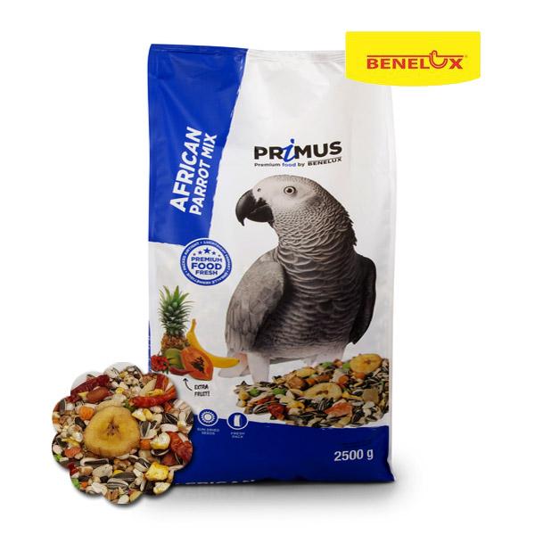 베네룩스 패롯 프리머스(Parrots Primus) 대형앵무새 사료 2.5kg-600.jpg
